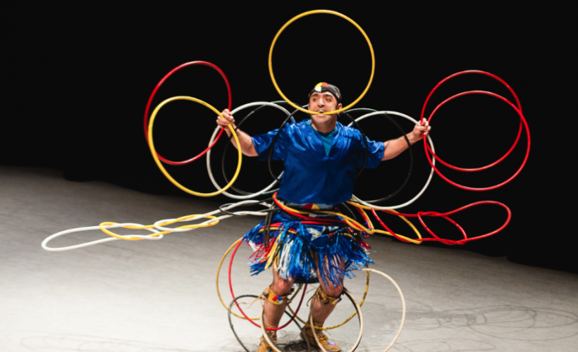 Hoop Dancing Performances